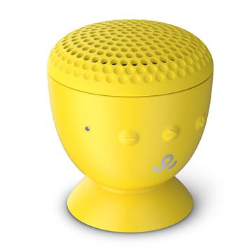 【福利品】GoGear 無線防潑水藍牙喇叭-黃(GPS2500YL)