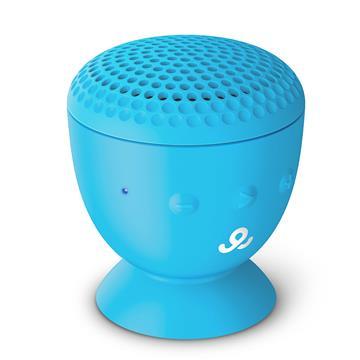 GoGear 无线防泼水蓝牙喇叭-蓝(GPS2500BL)