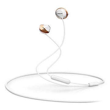 PHILIPS SHE4205入耳式耳机-白(SHE4205WT/00)