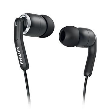 PHILIPS SHE9375入耳式耳机-黑(SHE9735BK/00)