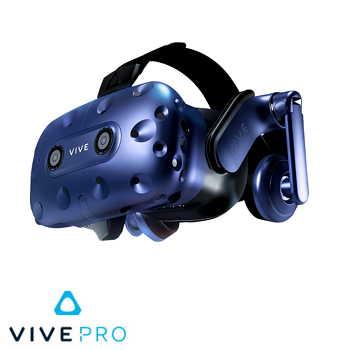HTC Vive Pro 頭戴式虛擬實境裝置 - 頭盔2.0