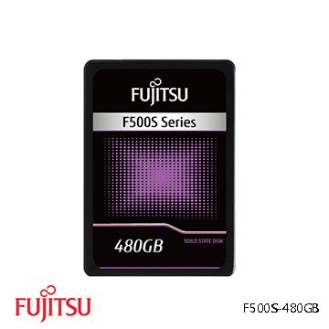 Fujitsu 2.5吋 480GB固態硬碟(F500S系列)
