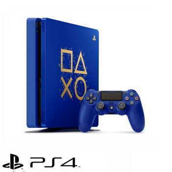 「限量組合包2」【500G】PS4 Days of Play 限量特仕主機