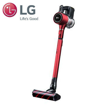 LG A9+ 快清式手持無線吸塵器(紅色雙電池)(A9PBED2R)