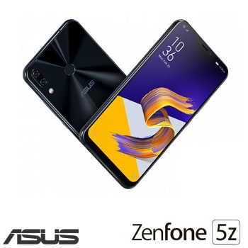 【6G / 128G】ASUS ZenFone 5Z 6.2吋AI双镜头智慧型手机 - 深海蓝(ZS620KL蓝)