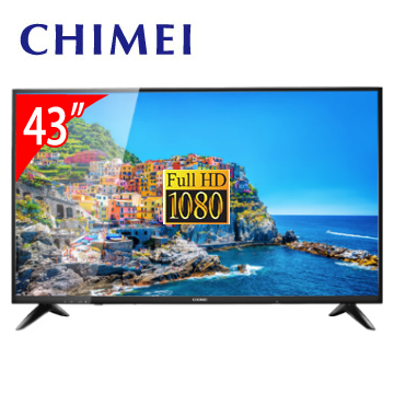 CHIMEI 43型FHD低蓝光显示器(TL-43A600(视188008))