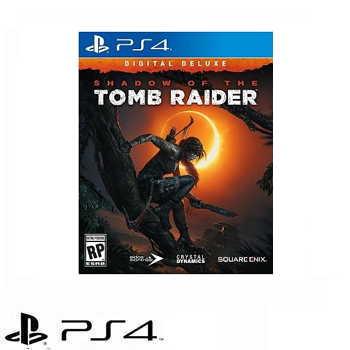 PS4 古墓奇兵 暗影 Shadow of the Tomb Raider - 亞洲中文版