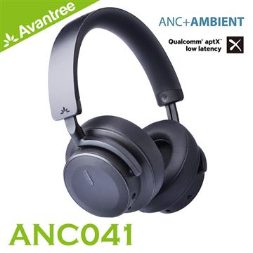 Avantree HiFi耳罩式高性能蓝牙降噪耳机(ANC041)