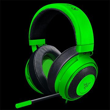 Razer Kraken Pro V2 Oval耳机-绿(RZ04-02050600-R3M1)