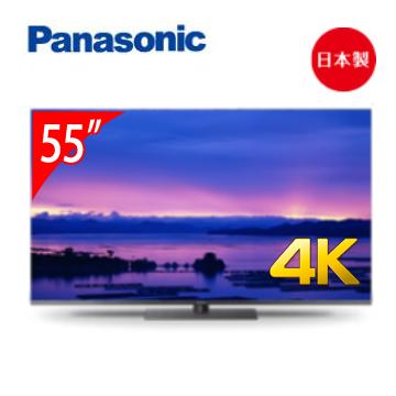 Panasonic 日本製55型六原色4K智慧電視