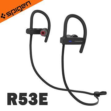 韩国Spigen R53E IPX7防水蓝牙降噪耳机-黑(R53E-BK)