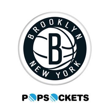 PopSockets泡泡騷手機支架 - NBA布魯克林籃網(101779)