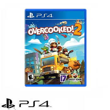 PS4 煮过头2 Overcooked 2 - 简中英文版(PS4001)