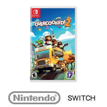 任天堂 Nintendo Switch 煮過頭2 Overcooked 2 - 簡中英文版