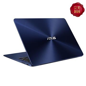ASUS UX430UN-皇家蓝 14吋笔电(i7-8550U/MX150/16G/512G SSD)(UX430UN-0142B8550U)