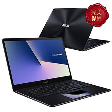 ASUS UX580GE-深海蓝 15.6吋笔电(i7-8750H/GTX1050Ti/16G/512G SSD)(UX580GE-0021C8750H)