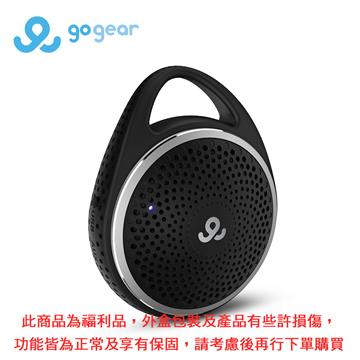 GoGear蓝牙扬声器-黑(GPS3000BK)