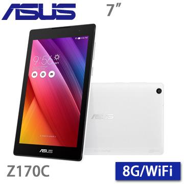 「展示品」【WiFi】ASUS ZenPad C 7.0 8G平板電腦 - 高貴白