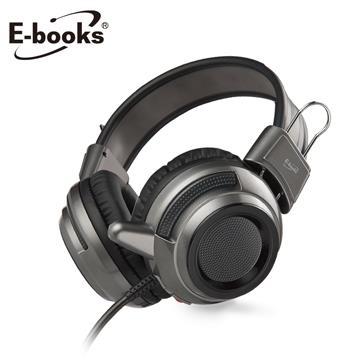 E-books SZ1拦截者耳罩型电竞耳麦(E-EPA180)