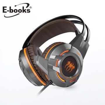 E-books SZ2皇域帝蛛炫光电竞耳麦(E-EPA181)