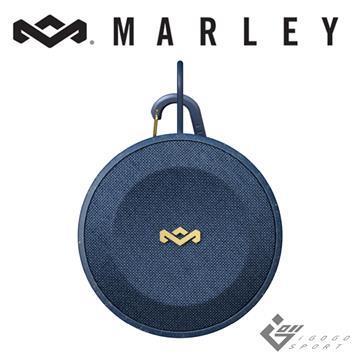 Marley No Bounds 无线防水蓝牙喇叭-蓝(EM-JA015-BL)