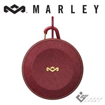 Marley No Bounds 無線防水藍牙喇叭-紅
