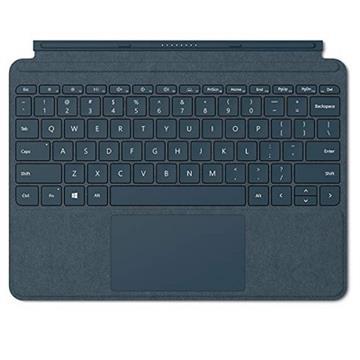 微軟Surface GO 實體鍵盤保護蓋(鈷藍)