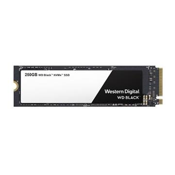 WD SSD Black系列-250G固态硬盘(NVMe)(WDS250G2X0C)