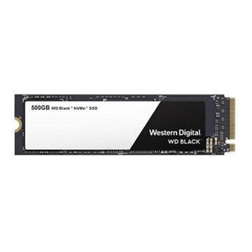 WD SSD Black系列-500G固态硬盘(NVMe)(WDS500G2X0C)