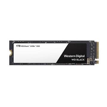 WD SSD Black系列-1TB固态硬盘(NVMe)(WDS100T2X0C)