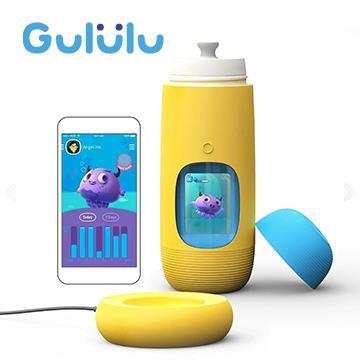 Gululu 水精灵儿童智能水壶(TK-SP190Y(潜水艇黄))