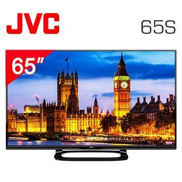 JVC 65型FHD低蓝光连网液晶显示器+视讯盒(65S)