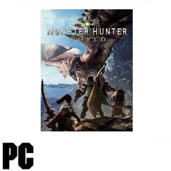 PC 魔物獵人 世界 Monster Hunter: World - 中日英文版(1030000000023)