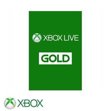 【ESD下載版】微軟 Xbox Live金會員12個月數位下載版(S4T-00034)