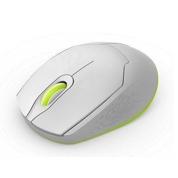 富德FD 无光长距省电无线鼠标-白(i882-W)
