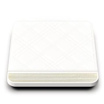M.CRAFTSMAN Phillo Mini无线充电盘 - 白色(phillo mini-WH)