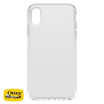 【iPhone XS Max】OtterBox SymmetryClear殼 - 透明