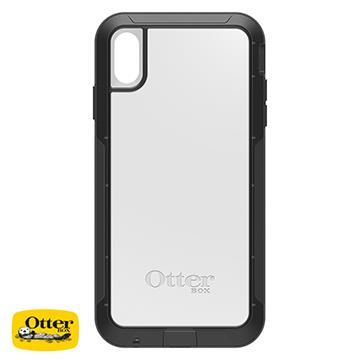 【iPhone XS Max】OtterBox Pursuit殼 - 透黑