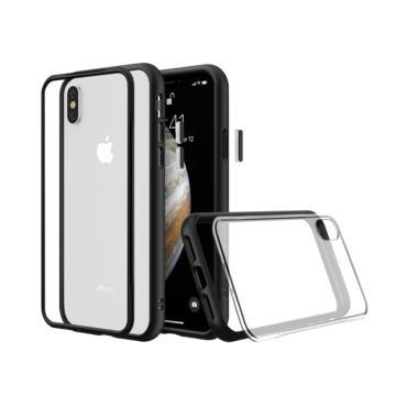 【iPhone XS】犀牛盾 RHINO SHIELD Mod NX防摔手機殼 - 黑色(NPB0108424)
