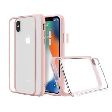 【iPhone XS Max】犀牛盾 RHINO SHIELD Mod NX防摔手機殼 - 粉色