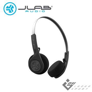 JLab Rewind蓝牙耳机-黑(HBREWINDR)