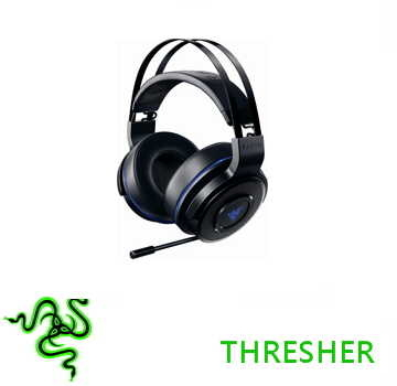 Razer Thresher 7.1无线战戟鲨耳机(RZ04-02230100-R3M1)