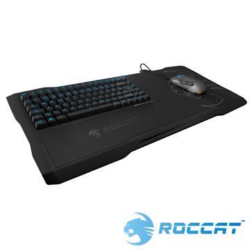 ROCCAT Sova电竞键盘(茶轴英文)(Sova(US)BW)