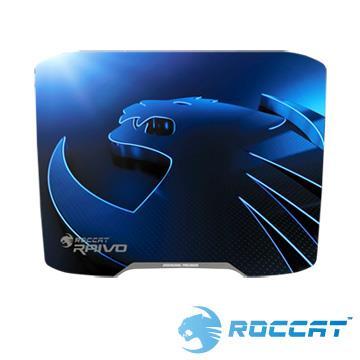 ROCCAT Raivo塑胶鼠垫-闪电蓝(RaivoLightningBL)