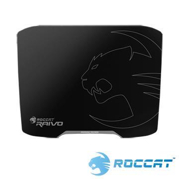 ROCCAT Raivo塑胶鼠垫-午夜黑(RaivoMidnightBK)