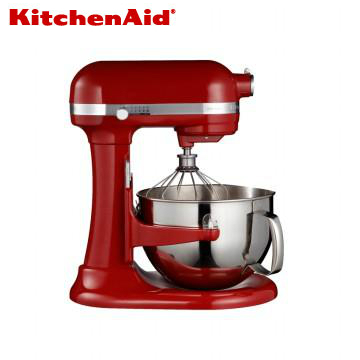 KitchenAid桌上型攪拌機升降型-經典紅(3KSM6583TER)