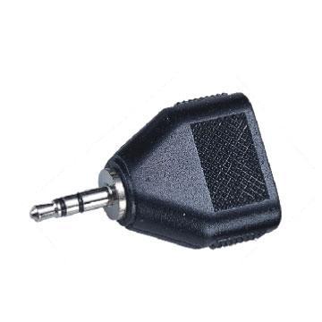 大通耳機雙倍插頭(PAVA202)