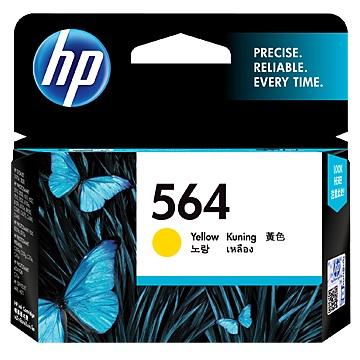 HP 564 黃色墨水匣
