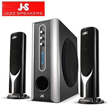 JS 淇譽 三件式2.1聲道多媒體防磁喇叭(JY3017)