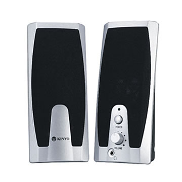 KINYO USB多媒體喇叭-US-192(US-192)